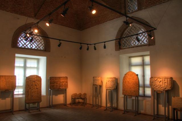 İnce Minare Müzesi (Medresesi) 13