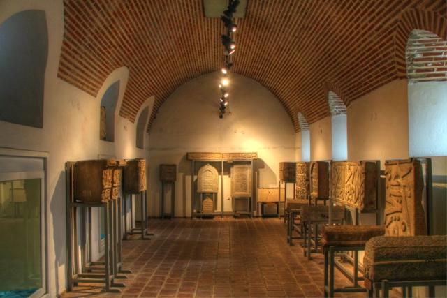 İnce Minare Müzesi (Medresesi) 14
