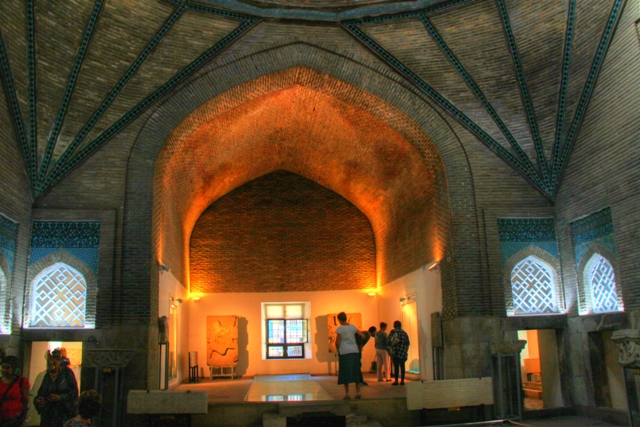 İnce Minare Müzesi (Medresesi) 16