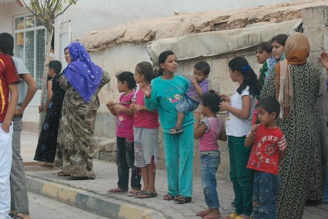 Suriye bombası Şanlıurfaya düştü! 11