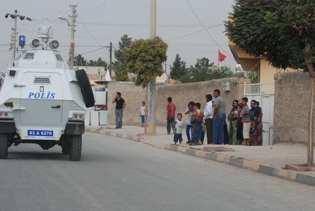 Suriye bombası Şanlıurfaya düştü! 12