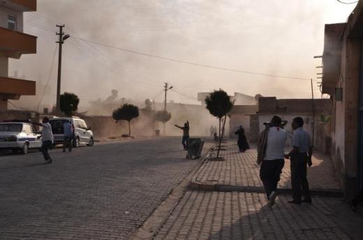 Suriye bombası Şanlıurfaya düştü! 4