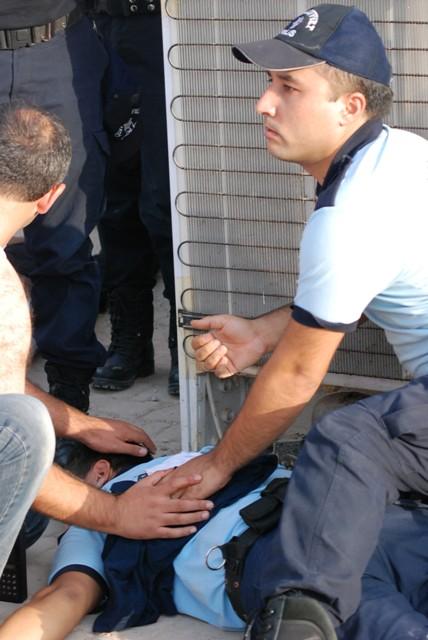 Suriye bombası Şanlıurfaya düştü! 7