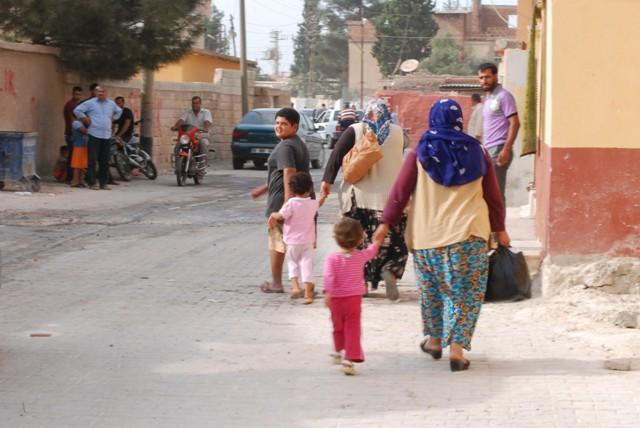 Suriye bombası Şanlıurfaya düştü! 9