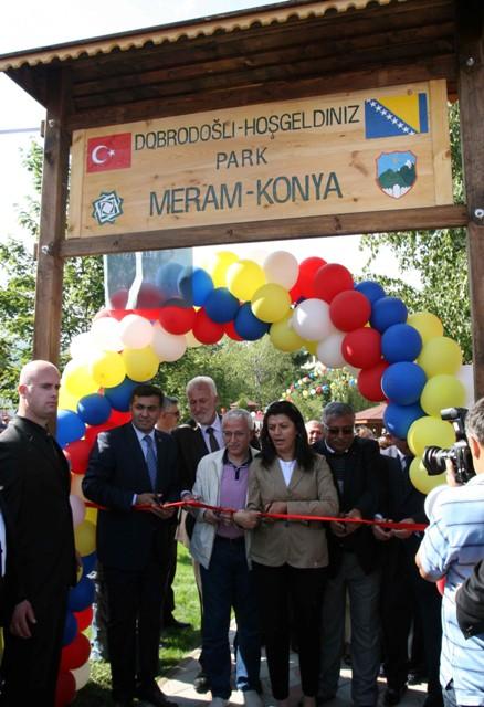 Meramdan Bosnaya park 2
