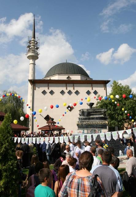 Meramdan Bosnaya park 4