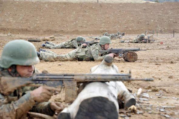 Rakamlarla Türk ve Suriye ordusu 5