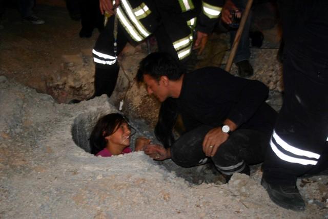 Direk çukuru genç kızı öldürüyordu 10