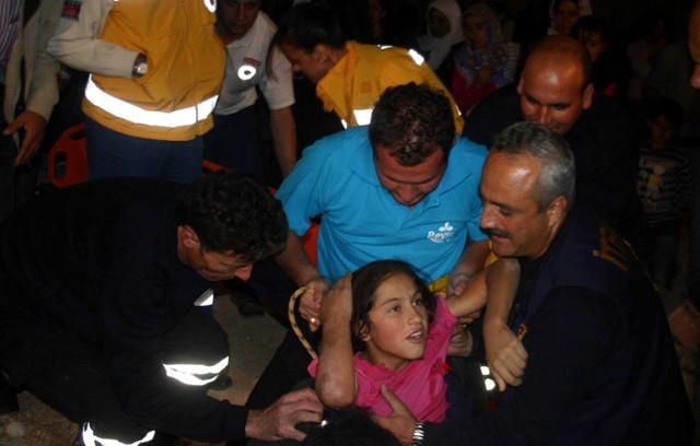 Direk çukuru genç kızı öldürüyordu 9