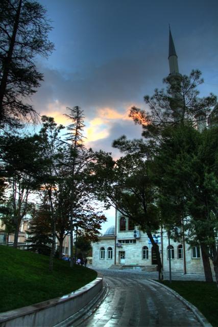 Hacıveyiszadede Akşam Güneşi 10