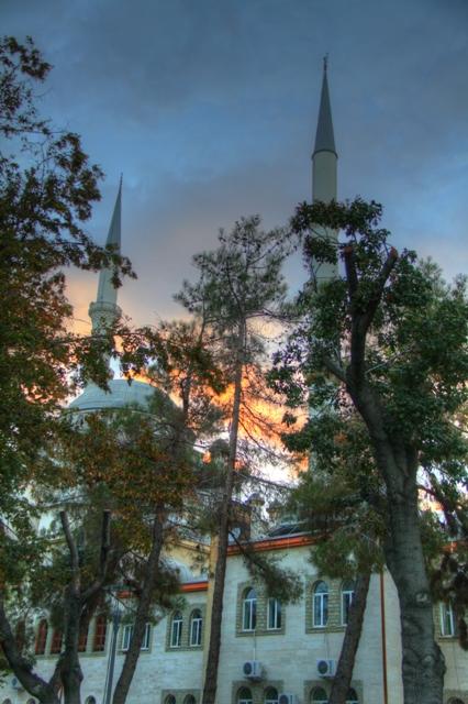 Hacıveyiszadede Akşam Güneşi 2