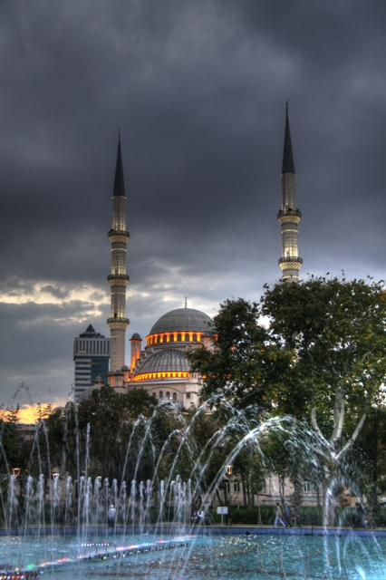 Hacıveyiszadede Akşam Güneşi 3
