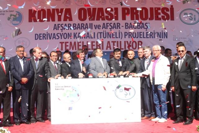 Eroğlu: Konyaya 84 tane müjdeyle geldik 1