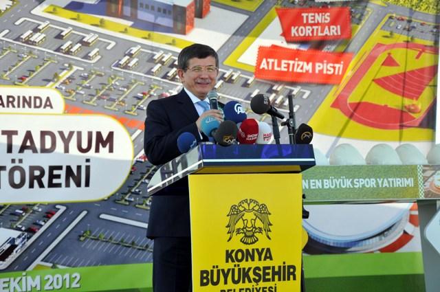 Yeni stadyumun temelli atıldı 10