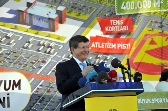 Yeni stadyumun temelli atıldı 3