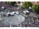 Ankarada ortalık böyle karıştı