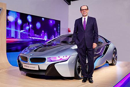 BMW İ8 Türkiyede 1