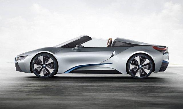 BMW İ8 Türkiyede 10