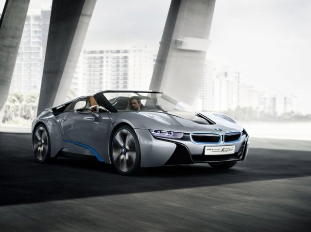 BMW İ8 Türkiyede 11