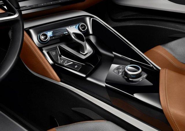 BMW İ8 Türkiyede 13