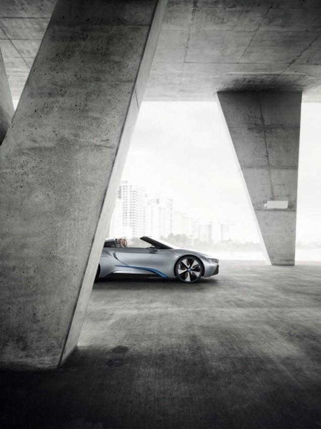 BMW İ8 Türkiyede 15