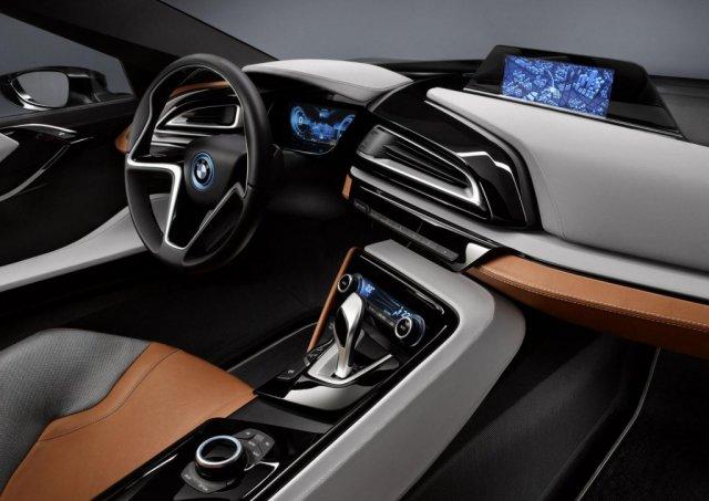 BMW İ8 Türkiyede 16