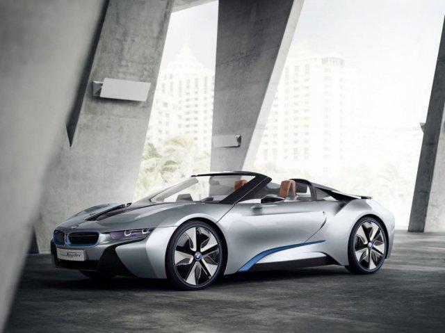 BMW İ8 Türkiyede 17