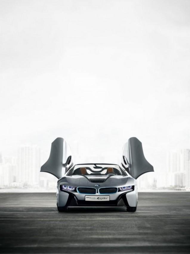 BMW İ8 Türkiyede 18