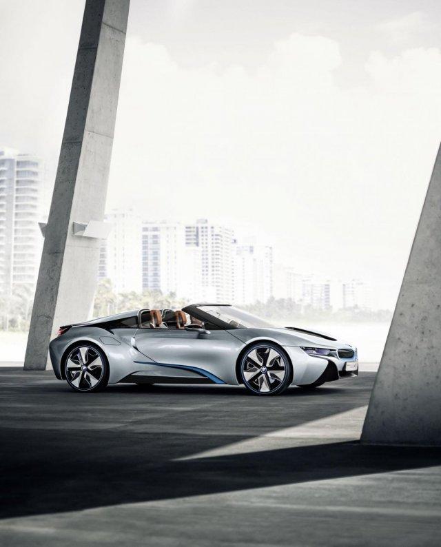 BMW İ8 Türkiyede 2
