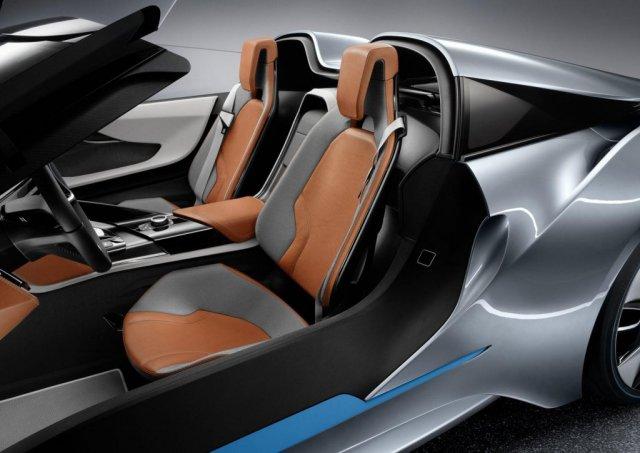 BMW İ8 Türkiyede 5
