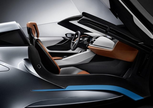 BMW İ8 Türkiyede 6