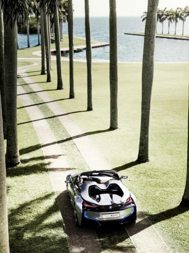 BMW İ8 Türkiyede 7