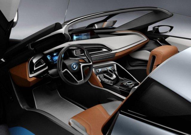 BMW İ8 Türkiyede 9