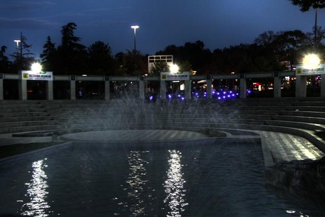 Işık ve suyun dansı! 26