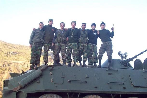 17 şehit askerden geriye bu fotoğraflar kaldı 2