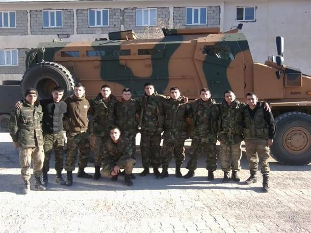 17 şehit askerden geriye bu fotoğraflar kaldı 3
