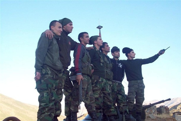 17 şehit askerden geriye bu fotoğraflar kaldı 5