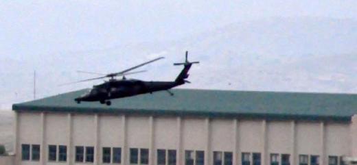 Düşen helikopterden ilk görüntüler 9