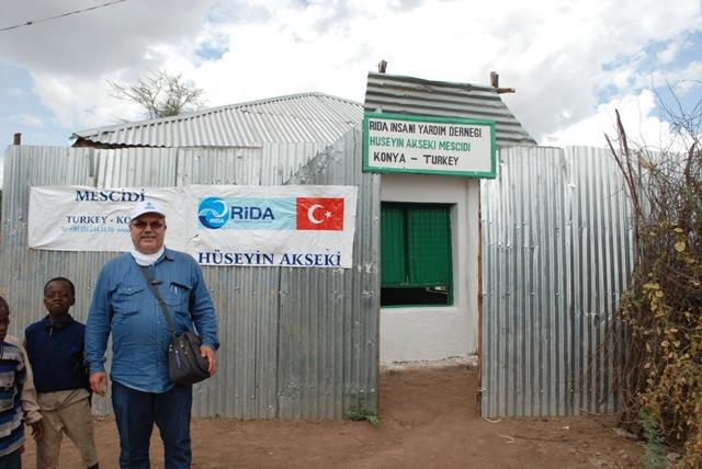 Alışılmış bir başlık; Konyadan Kenyaya 22