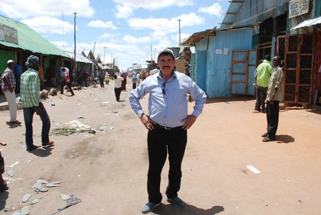 Alışılmış bir başlık; Konyadan Kenyaya 7