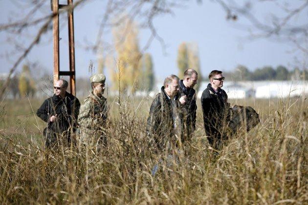 NATO çamura battı 11