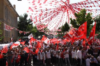 Saadet Partisi Konya Mitingi 2011 10