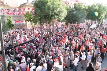 Saadet Partisi Konya Mitingi 2011 14