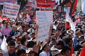 Saadet Partisi Konya Mitingi 2011 15