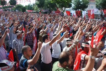 Saadet Partisi Konya Mitingi 2011 16