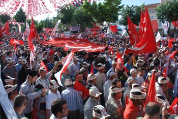 Saadet Partisi Konya Mitingi 2011 17