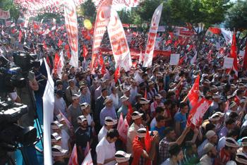 Saadet Partisi Konya Mitingi 2011 18