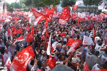 Saadet Partisi Konya Mitingi 2011 19