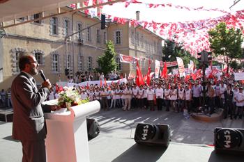 Saadet Partisi Konya Mitingi 2011 5