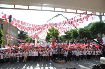 Saadet Partisi Konya Mitingi 2011 7
